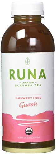 Runa Clean Energy Organic Guayusa Tea