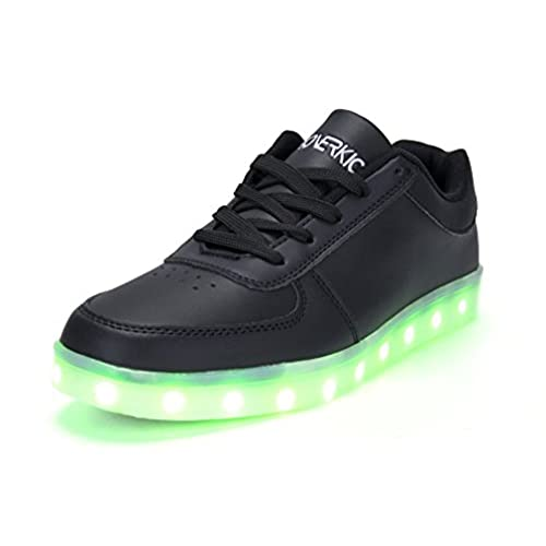 low-cost Light Up Shoes Hoverkicks Womens Nova (Black) with Remote Control  for 93cec1260