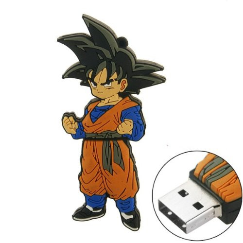 Dragon Ball Z Goten Shape 8GB USB Flash Drive
