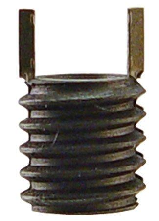 Keylocking Threaded Inserts Thd. 0.31 Lg. 3//8-16 Ext 10-24 Int Steel 1 Each Thd. Heavy Duty