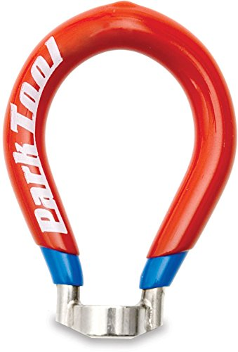 Park Tool SW-2 Spoke Wrench for Nipples of 0.136- Inch (Red) (Tool Spoke Wrench Park)
