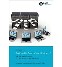 Book Thinking of...Backing Up Data In Your Business? Ask the Smart Questions- Common