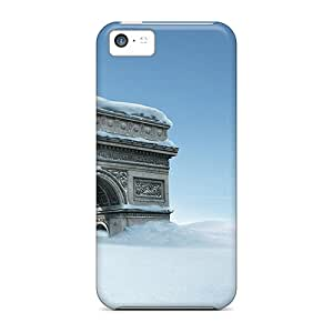 Hot Design Premium Kyt51207XkGi Cases Covers Iphone 5c Protection Cases(the Gate Of My Dream)