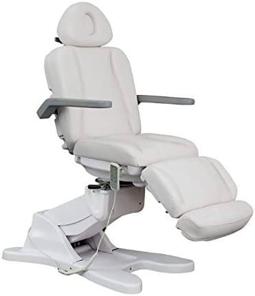 Electric Massage Couch Rotating Beauty Bed Table Salon Spa