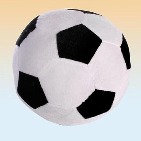 OoB - Pelota de fútbol de peluche, 22 cm: Amazon.es: Deportes y ...