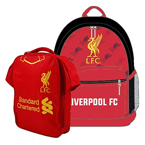 Liverpool - Backpack & Lunch Bag Combo ()