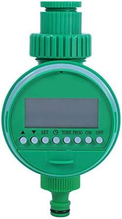 SYH Automatische Programmierbare Bewässerungs Timer, Intelligent Electronic Garten Bewässerungssteuerung, Mindestfrequenz 1H, Maximum 72H, G3 / 4 Gewinde-Hahn