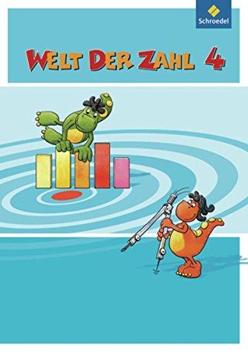 Welt der Zahl - Ausgabe 2010 für Hessen, Rheinland-Pfalz und Saarland: Schülerband 4