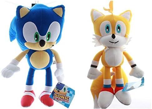 Sonic Hedgehog Tails Plush Large