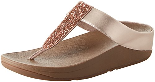 Toe Sparklie Rose Rose Tongs Roxy FitFlop 323 Gold Femme Post xgR1qEw
