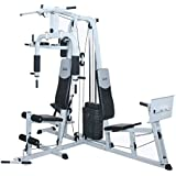 Aerofit 16 In 1 Multiworkout Home Gym With Vertical Seat Adjustment HF139