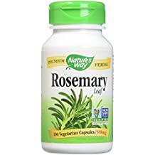 Nature's way rosemary leaves - 100 capsules, 100 Count