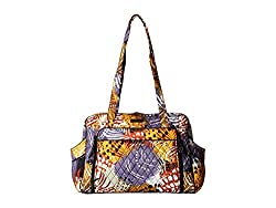 Vera Bradley Stroll Around Baby Bag Painted Feathers Diaper Bags