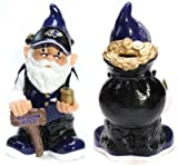 Baltimore Ravens Garden Gnome - Coin Bank
