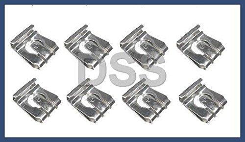 Genuine Mercedes (1959-2010) Auto Trans Shift Linkage Clip (x8 clips) 0009944160 ()