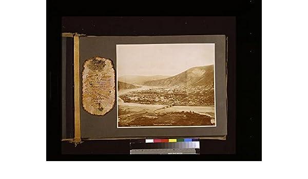 Infinite Photographs Foto: Foto, Dawson como se ve en Lousetown Hill, Yukon Territorio, Canda, August 1902. Tamaño: 8 x 10 cm.: Amazon.es: Hogar