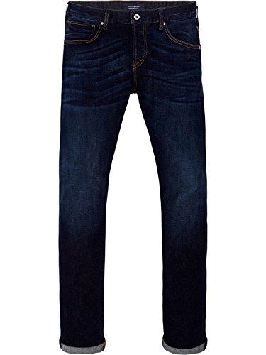 Beaten Ralston beaten Soda Uomo 1841 amp; Slim Back Scotch Jeans Back 4wHCqRq