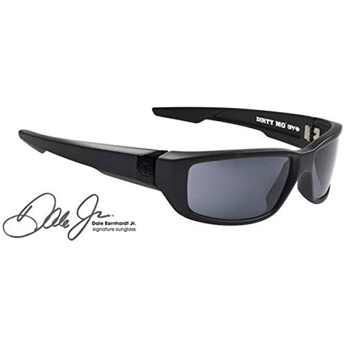 Spy Optic Dirty M Polarized Sunglasses - Matte Black / - How Sunglasses Your Polarize To