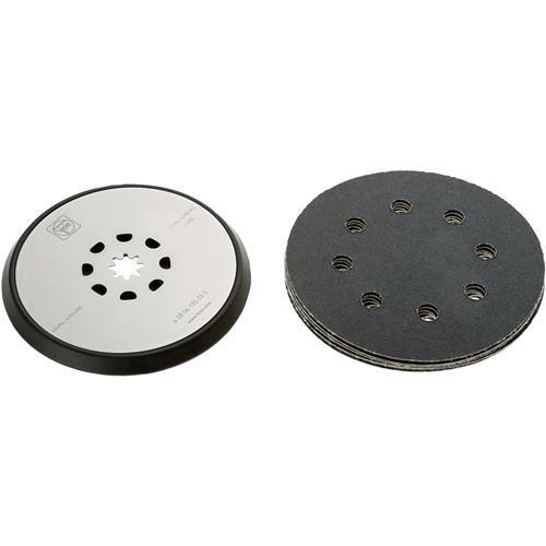 7 opinioni per FEIN 63806195020 Set Platorello con 6 Dischi Abrasivi, Diametro 115 mm