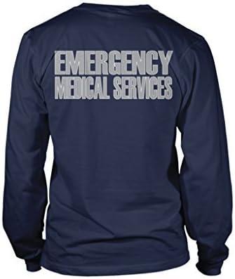 Fishers Sportswear EMS Reflective Long Sleeve T-Shirt