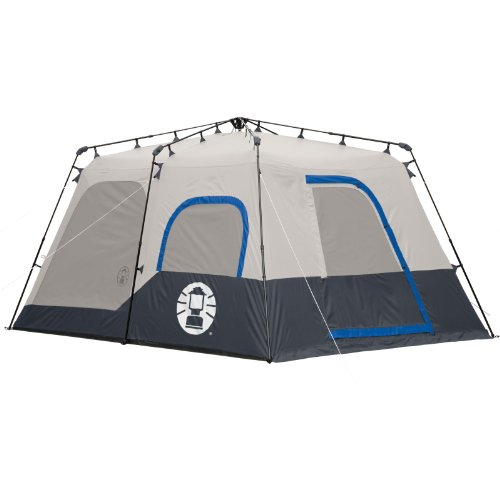 Coleman 8 Person Tent Instant Family Tent Buy Online