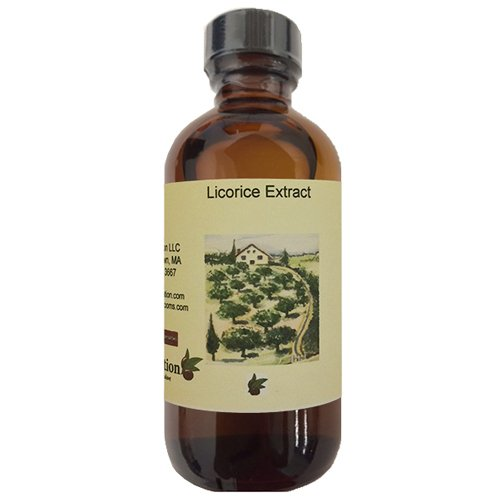 Licorice Flavor Extract 128 oz by OliveNation