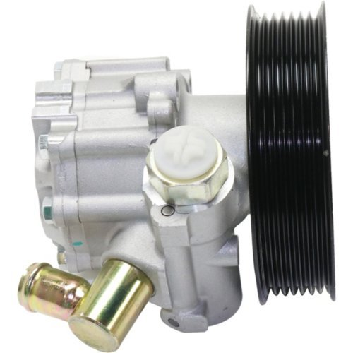 Grand Cherokee Power Steering - Power Steering Pump compatible with Grand Cherokee 93-98 w/Reservoir
