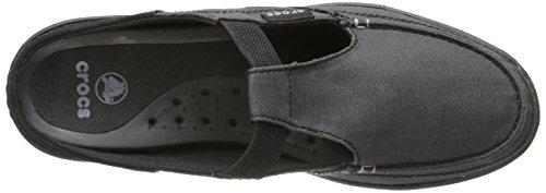 Crocs Mujeres Walu Mule Black / Black