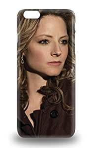 Cute Tpu Jodie Foster American Female Jodie F House Of Cards The Silence Of The Lambs Case Cover For Iphone 6 Plus