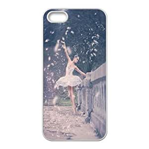 LTTcase Personalised Custom Ballet Cover Case for iphone 5,5s
