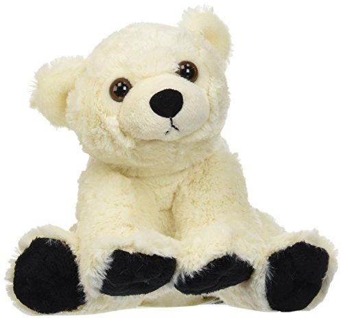 (Wild Republic Polar Bear Baby  Plush, Stuffed Animal, Plush Toy, Gifts for Kids, Cuddlekins 8 Inches)