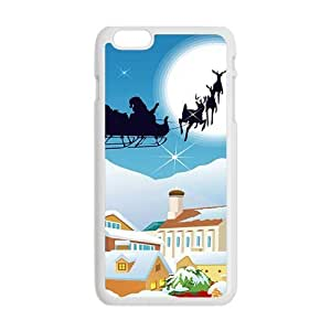 Happy Christmas Phone Case for Iphone 6