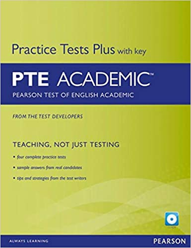 Buy Pearson Test of English Academic Practice (Practice Tests Plus