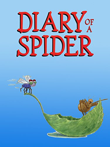 School Spider - Diary of a Spider