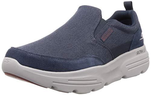 Skechers Men's GO Walk Duro Navy/Gray Walking Shoe-9 UK (10 US) (216008-NVGY) Price & Reviews