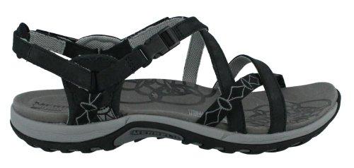 Merrell Women's Jacardia Sandal,Black,7 B(M) ()