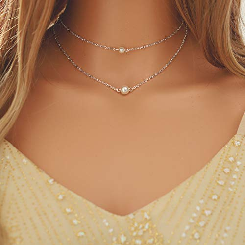 Pearl Dove Necklace - 6