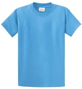 Joe's USA(tm) - Youth Heavyweight Cotton Short Sleeve T-Shirt in Size XS