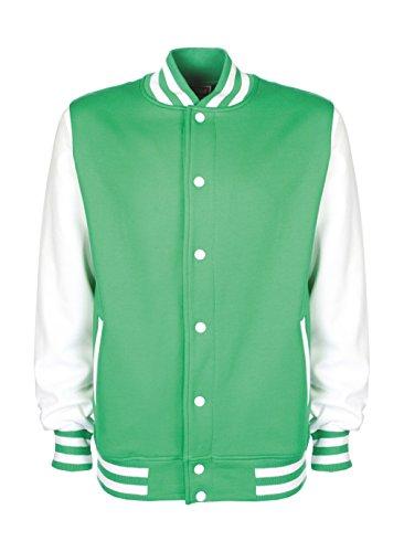 verde Susan bianca da Giacca uomo Ann Teddy 1Xpqp