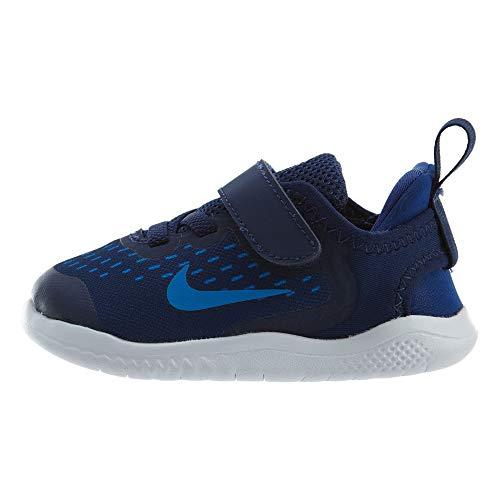 Nike Kids Baby Boy's Free RN 2018 (Infant/Toddler) Blue Void/Photo Blue/Indigo Force 6 M US Toddler