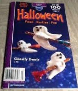 Pillsbury Halloween Food-Parties-Fun October 2006