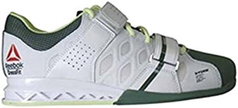 Reebok Crossfit Lifter Zapatillas de Levantamiento de Pesas WhiteSilvGrn Talla:41: Amazon.es: Deportes y aire libre