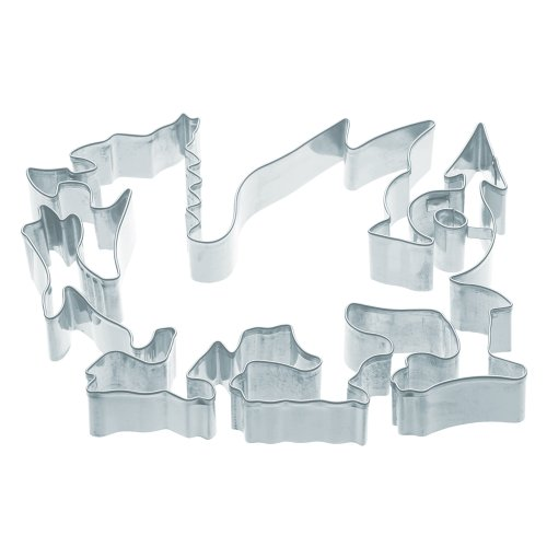 15cm Welsh Dragon Cookie Cutter