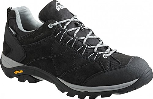 McKinley multifunción guantes NATRTISWHSC-AM Nago AQX M negro / carbón