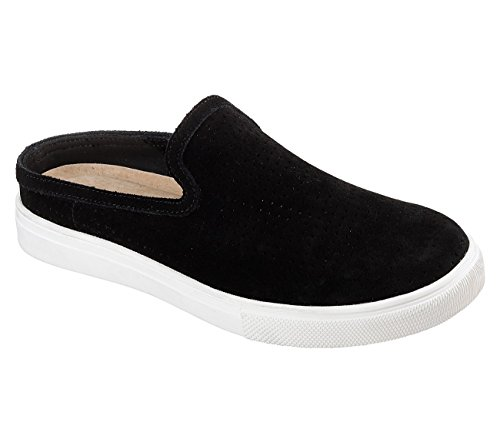Thru Moda Women's Skechers Slide Black wHPUcxqg