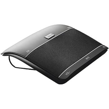 Jabra 100-46000000-02  Freeway Bluetooth In-Car Speakerphone (U.S. Retail Packaging)