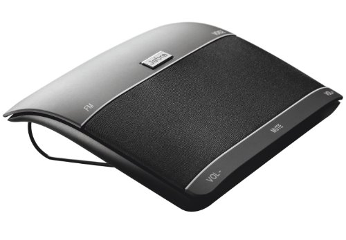 - Jabra Freeway Bluetooth in-Car Speakerphone (U.S. Retail Packaging)