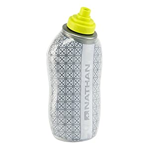 Nathan SpeedDraw Insulated Flask Water Bottle - 18oz Silver, One Size