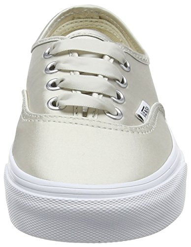 Satin Sneaker Authentic Beige Lux Donna Vans wq1C8g