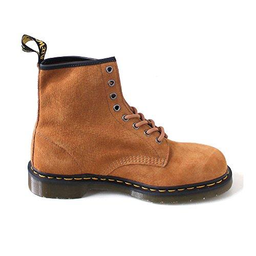 Dr. Martens 1460 Soft Buck, Zapatos de Vestir Unisex Adulto tan soft buck
